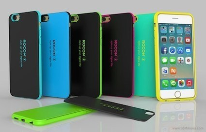 Ốp lưng iphone 6 - 6s Rocon thời trang mẫu mới 2014   Bao da ốp lưng điện thoại giá rẻ   Scoop.it