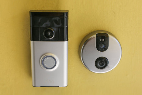 Doorbells Become the Eyes and Ears of the Smart Home | The Internet | Scoop.it
