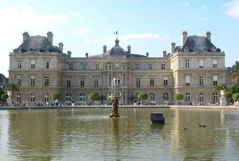 Palacio y Jardines de Luxemburgo - París | Francia y su cultura | Scoop.it