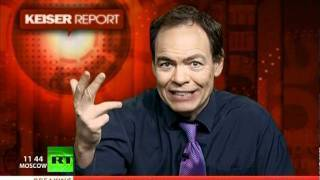 Keiser Report: Ground Zero of Financial Terrorism
