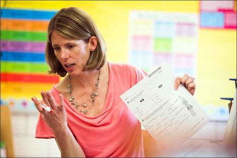 Concern Abounds Over Teachers' Preparedness for Standards | BCHS | Scoop.it