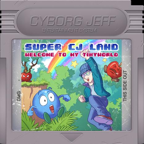 interzioq #4: Cyborg Jeff's interview – Super CJ Land | Sound Tracker | Scoop.it