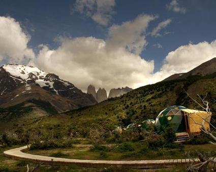 Torres del Paine National Park, EcoCamp | American tourist | Scoop.it