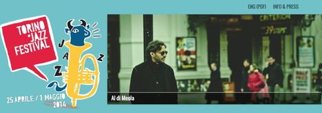 Torino Jazz Festival 2014   TORINO   Scoop.it