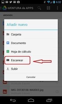 Escanear documentos con Google Drive desde tu teléfono móvil | telefonia | Scoop.it