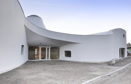 [ Charmont, France] Childcare Facilities in Boulay / Paul Le Quernec   The Architecture of the City   Scoop.it