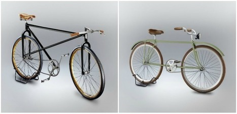 Velocipedia: Imagine That Bikes Designed by Amateurs Exist in Real Life | 1001 Creative ideas ! | Scoop.it