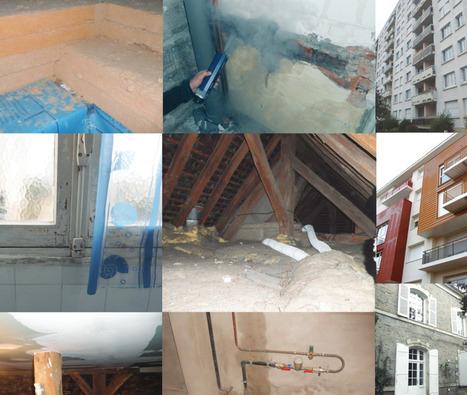 Projet HUMIBATex : guide sur l'impact de l'humidité dans le bâtiment | Elan Bâtisseur | Scoop.it