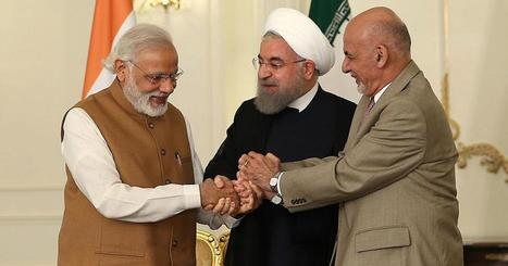 Why India's spending $500M to develop a port in Iran @Investorseurope   Africa : Commodity Bridgehead to Asia   Scoop.it