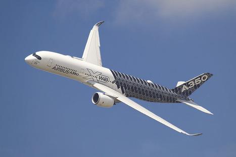 Airbus Kicks Off A350 XWB Americas Tour | Aerospace industry watch - Paris Air Show | Scoop.it