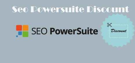 SEO Powersuite Discount: Limited Time Offer | blog | Scoop.it