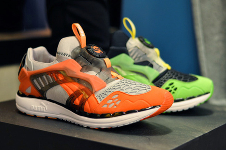 PUMA 2013 Spring/Summer Footwear and Apparel Preview ... | Apparel, Jewelry and Fashion in Japan, China, Hong Kong and Korean markets | Scoop.it