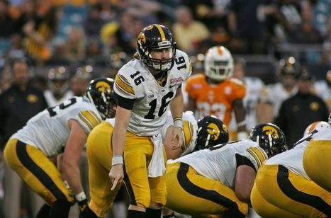 DailyRotoHelp Blog  - The Iowa Hawkeyes are 12-0 after defeating the Nebraska Cornhuskers | dailyfantasysports | Scoop.it
