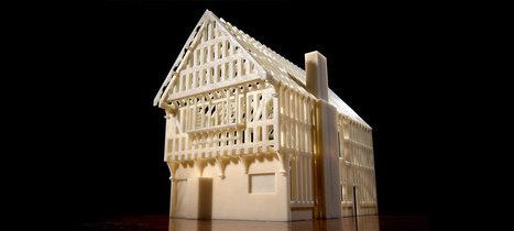 Medieval Blue Boar Inn rebuilt virtually : Past Horizons Archaeology | Archaeology News | Scoop.it