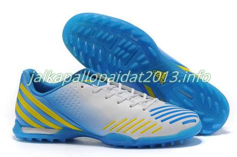 JalkapalloKengät Adidas Predator Absolado LZ TF Valkoinen Sininen | jalkapallo pelipaidat myyntiin 2013 | Scoop.it