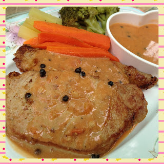 วิธีทำสเต็กหมูราดซอสเกรวี่ (Pork Steaks Gravy) | JR PLOY | Scoop.it