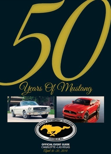 2015 Ford Mustang Anniversary event survival guide - StangNet | 2015 Ford Mustang | Scoop.it