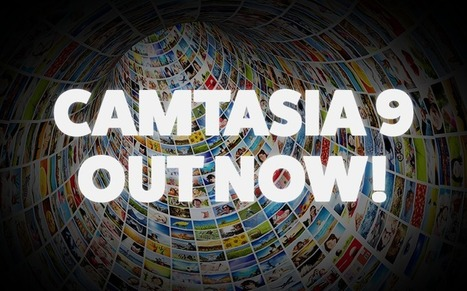 Camtasia 9 Out Now! | Camtasia Guide | Camtasia | Scoop.it