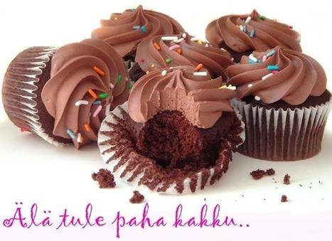 Älä tule paha kakku... | Leivonta | Scoop.it