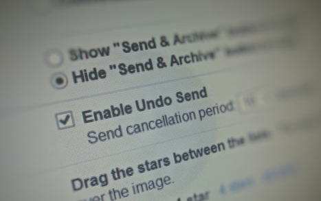 Google finally makes 'Undo Send' an official feature of Gmail on theWeb   Tools You Can Use   Scoop.it