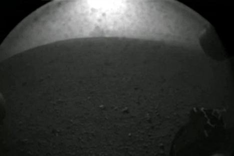 El 'Curiosity' aterriza en Marte | luis pcpi | Scoop.it
