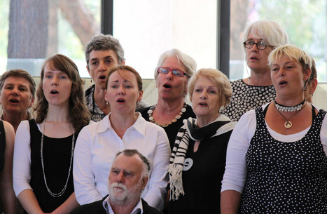 Effects of choir singing or listening on emotional state | Composition and Music Education | Scoop.it