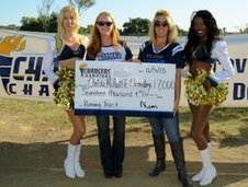 Chargers grant gives fitness a boost at Oceanside school - U-T San Diego | yurbuds | Scoop.it