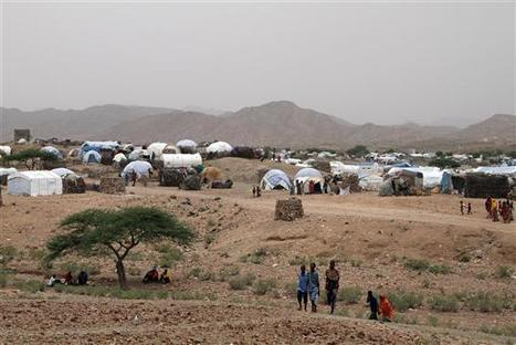 #Drought crisis in #Djibouti part 2: The influx of #refugees ... on Twitpic | Earth, our Sweet Home! | Scoop.it