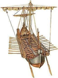 La flota de guerra romana: De sus orígenes hasta César | Mundo Clásico | Scoop.it