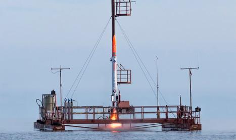 Copenhagen Suborbitals lança foguete bem-sucedido (pelo padrão da Melhor Coréia) | Heron | Scoop.it
