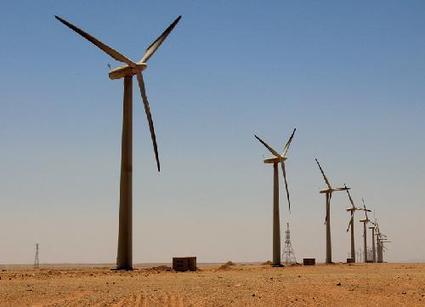 Soutien financier européen et international pour la première ferme éolienne terrestre à grande échelle en Jordanie | Eolien en bref | Scoop.it