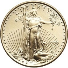 American Gold Eagles has Perfect Ingredients to Be a Popular Coin | Gold | Scoop.it