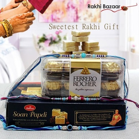 Easy Ways to Make Brother's Raksha Bandhan Outstanding | Rakhi Sepcial | Scoop.it