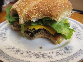A Taste of...: Quick and Easy Hamburgers   American Food   Scoop.it