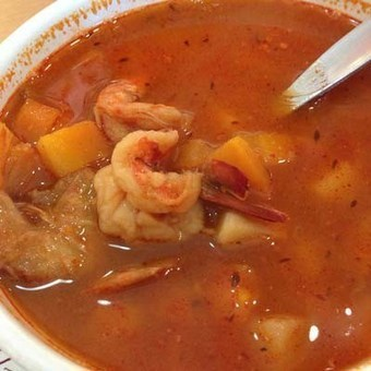 Pozole de camarón | La Miscelánea | Scoop.it
