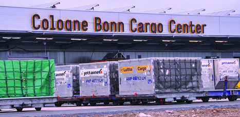 Wisskirchen to be new cargo handler at Cologne/Bonn airport   AIR CHARTER CARGO AND FREIGHT   Scoop.it