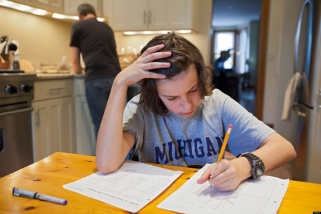 Homework: New Research Suggests It May Be an Unnecessary Evil | Education and Homeschooling | Scoop.it
