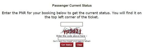 IRCTC PNR Status Check Online and Get Train PNR Status | Just Web World | Scoop.it