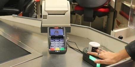Paiement biométrique testé chez Auchan : le bilan - Altavia Watch | Retail Intelligence® | Scoop.it