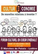Culture + Economie : de nouvelles relations à inventer ? | Transmédia et Musées | Scoop.it