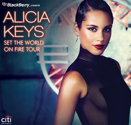 THIS is how you should use a social media platform and community! #aliciakeys #win #worldonfire | Digital Branding & Media | Scoop.it