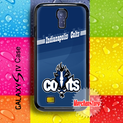 Indianapolis Colts NFL Logo Samsung Galaxy S4 Case | Merchanstore - Accessories on ArtFire | SAMSUNG GALAXY S4 CASE | Scoop.it