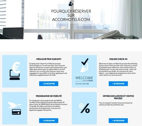 Les secrets d'un bon site Web transactionnel | Pense pas bête : Tourisme, Web, Stratégie numérique et Culture | Scoop.it