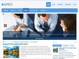 Free WordPress Themes | NewWpThemes.com | Social Media News and Info | Scoop.it