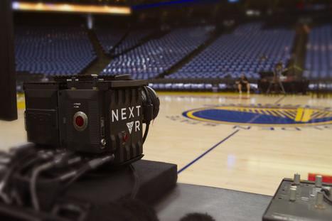 Ce soir, un match de basket en réalité virtuelle | Sport et innovation | Scoop.it