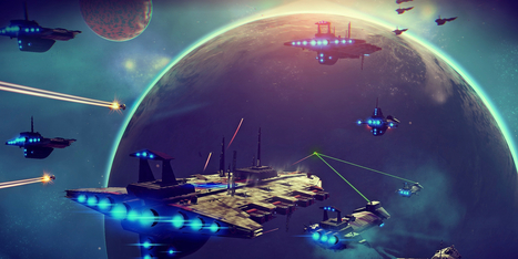 Why No Aliens? They Live in Video Game Universes Like a Future 'No Man's Sky' | The Asymptotic Leap | Scoop.it