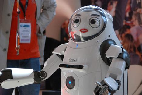 Invasion de robots à Lyon, jusqu'au 20 mars — La Créa Française | Portfolio ALA | Scoop.it