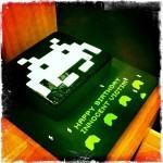 space invaders birthday cake invades hong kong | All Geeks | Scoop.it