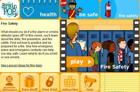 BrainPOP - Animated Educational Site for Kids - Science, Social Studies, English, Math, Arts & Music, Health, and Technology.