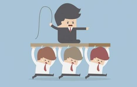6 Alternatives to Being a Bad Boss | Leadership | Scoop.it